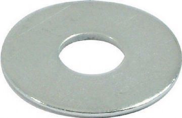 M8 x 24mm Washer zinc plated steel CHOOSE QUANTITY